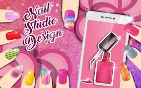 nail salon games for girls android apps on google play
