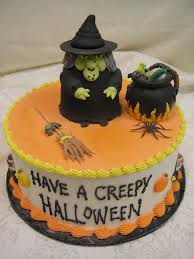 Halloween Cake Flavors by Holiday Cakes