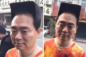real people hair styles man tries to attract younger women by getting hair cut looking