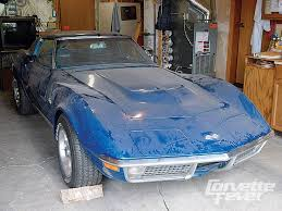 corvette c3 zr1 1970 chevrolet corvette zr1 lt 1 powered stingray coupe