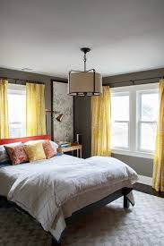 Bedroom Windows Decorating Bedroom Decorating Ideas Bed In Front Of Window Home Pleasant