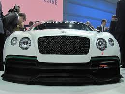 Bentley Continental Gt3 Concept Live Photos 2012 Paris Auto Show