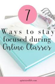 tips class online keeping up with online classes how to stay organized tips for