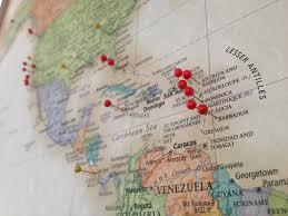 Rand Mcnally World Map by Diy Framed World Map With Pins Hamonious
