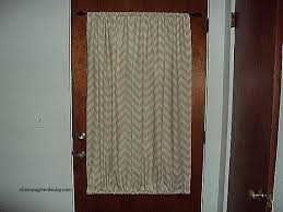 Curtains For Front Door Window Curtains For Back Door Window Lovely Back Door Curtain Window