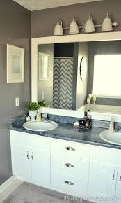 basic bathroom ideas to frame out that builder basic bathroom mirror for 20 or less
