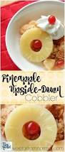 pineapple upside down cobbler easy u0026 delicious