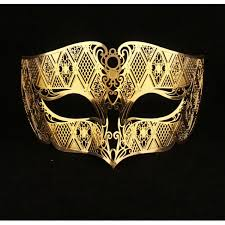 men masquerade masks buy gold masquerade masks laser cut metal mask for men online