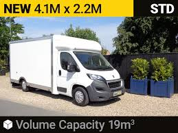 peugeot car hire europe 2017 17 brand new euro 6 peugeot 4 1m x 2 2m maxi mover low