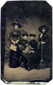 witch tintype witches almost 1875 witch witches