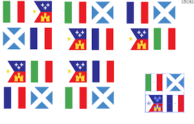 Family Crest Flags Guidry Family Crest Skillshare Projects