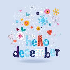 imagenes hola diciembre hola diciembre ilustración del vector ilustración de fondo 46960011