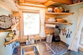 tiny homes interior ingeniously designed tiny house on wheels