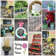 10 outdoor spring decorating ideas inspiration diy