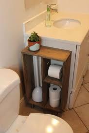 30 creative bathroom storage ideas and solutions 2017