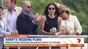 harry and meghan markle prince harry and meghan markle plan two royal weddings yahoo7 be