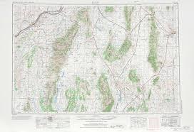 Ut Map Elko Topographic Maps Nv Ut Usgs Topo Quad 40114a1 At 1