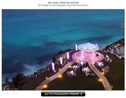 playa wedding venues 17 best magical destination weddings images on