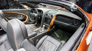 bentley convertible interior 2015 bentley continental interior image 82