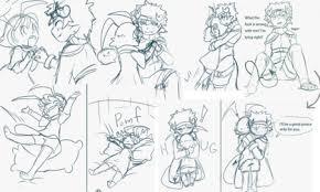 sketches castles and awkward hugs u2014 weasyl
