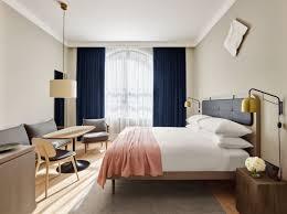 hotel room decor style bedroom designs inspired interior design