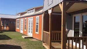 Derksen Portable Finished Cabins At Enterprise Center Youtube Derksen Cabin Shell Park Model Home Tiny Home Shed Youtube