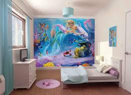 Girls Wallpaper Girls Wall Stickers Girls Bedroom Ideas Fun - Girls bedroom wall murals
