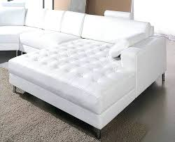 Modern White Bonded Leather Sectional Sofa Leather Sofa Modern White Bonded Leather Sectional Sofa U Best