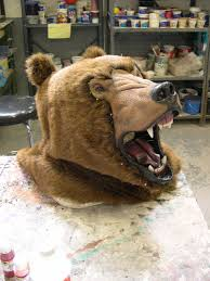 grizzly bear halloween costume bear costume by audrey milliff at coroflot com