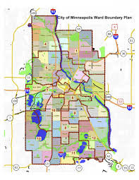 Mexico City Neighborhood Map by New Minneapolis Ward Map Approved Despite Criticism Twin Cities