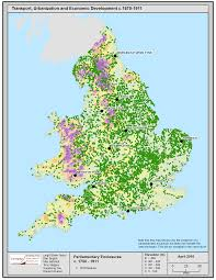 Leeds England Map by The Cambridge Group For The History Of Population And Social