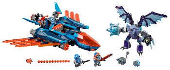 playmobil bmw konstruktorius lego nexo knights clay sakalas naikintuvas 70351