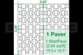 Paver Patterns The Top 5 Grass Pavers Permeable Paving Grid Startpave G50