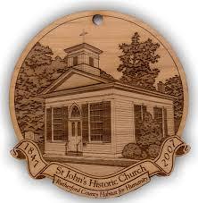 custom engraved wood ornaments