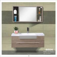 bathroom furniture minimalist mirrored recessed medicine