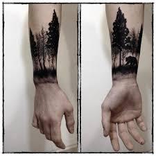beautiful tree tattoos part 2 and tatting