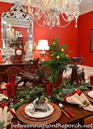 Dining Room Table Setting Ideas by 291 Best Christmas Table Settings Images On Pinterest Christmas