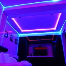 colour changing led ceiling lights led adhesive light tape kits