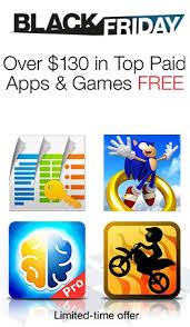 black friday amazon appa amazon app store u201dblack friday u201coffer giving paid apps worth rs