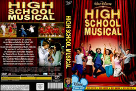 high school high dvd high school musical dvd cover 2006 r2 german