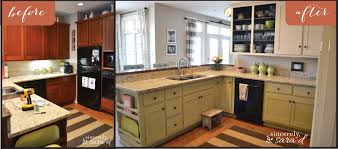 ideas to paint kitchen painting kitchen cabinets with chalk paint update sincerely