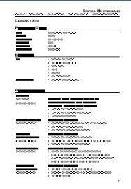 Lebenslauf Muster Jurist Vorlagen Bewerbung