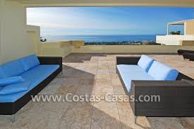 marbella modern luxury penthouse apartment for sale contemporary