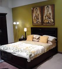 feng shui bedroom art pictures above bed white ceramic platform