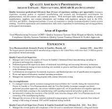 lab manager resume it program manager resume sample emphasizing