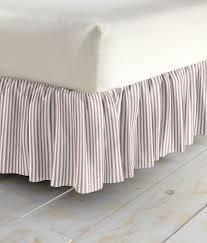 Cream Ruffle Curtains Bed Skirts U0026 Dust Ruffles Country Curtains