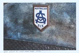 Australian Six Motor Car Maas Collection