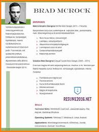 Updated Resume Examples by Updated Resume Resume Templates