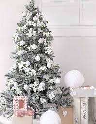 spectacular white decoration ideas for a snowy fairytale