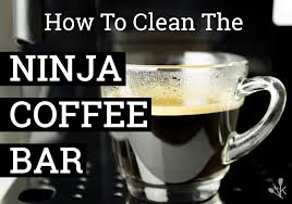 clean light on ninja coffee bar how to clean the ninja coffee maker cleaning instructions